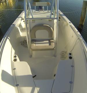 length make model boat for rent Key Colony Beach
