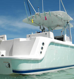 length make model boat for rent Key West