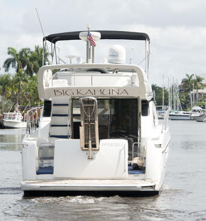 length make model boat for rent Fort Lauderdale
