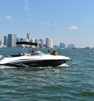 type of boat rental in Key Biscayne, FL