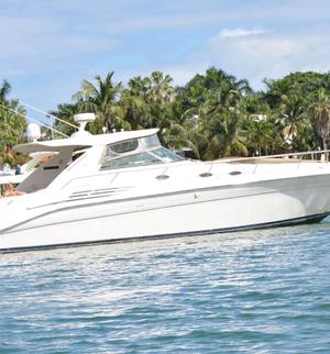 length make model boat for rent Miami Beach