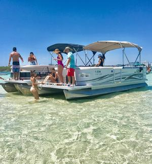 make model boat rental in North Miami Beach, Florida