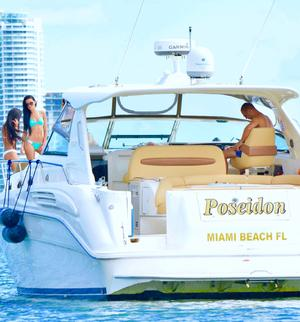 make model boat rental in Miami Beach, Florida