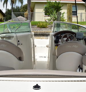 year make model boat rental in Cape Coral