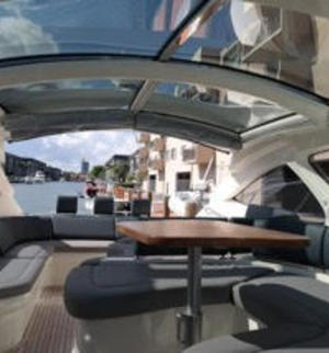 length make model boat for rent Miami