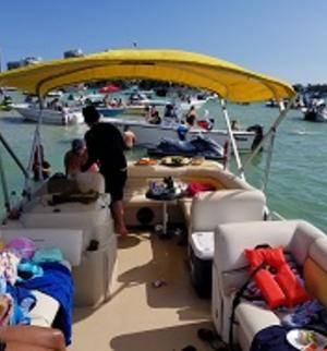 make model boat rental in Sunny Isles Beach, Florida