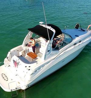 32' SEA RAY SUNDANCER 320 for rent in Miami, Florida   Boat me