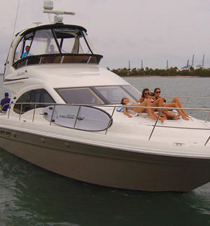 length make model boat rental Miami Beach, FL