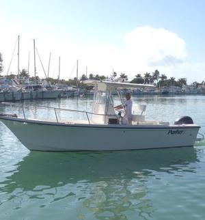 year make model boat rental in Key Colony Beach