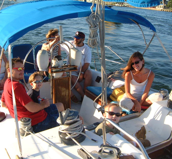 Sailboat rentals archives boat me blog for Party boat fishing near me