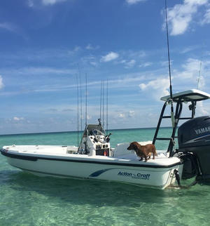 make model boat rental in Key West, FL