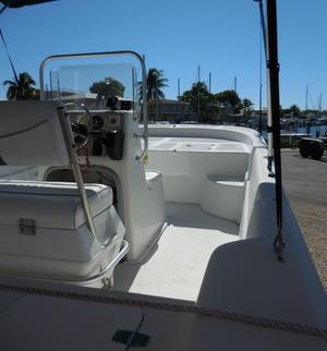 type of boat rental in Key Colony Beach, FL