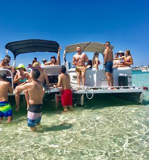 year make model boat rental in North Miami Beach